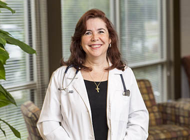 Q&A: Persistence and Positivity Fulfill Dream for Physician