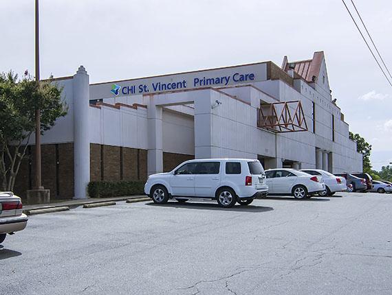 CHI St. Vincent Heart Clinic Arkansas - Little Rock - South University