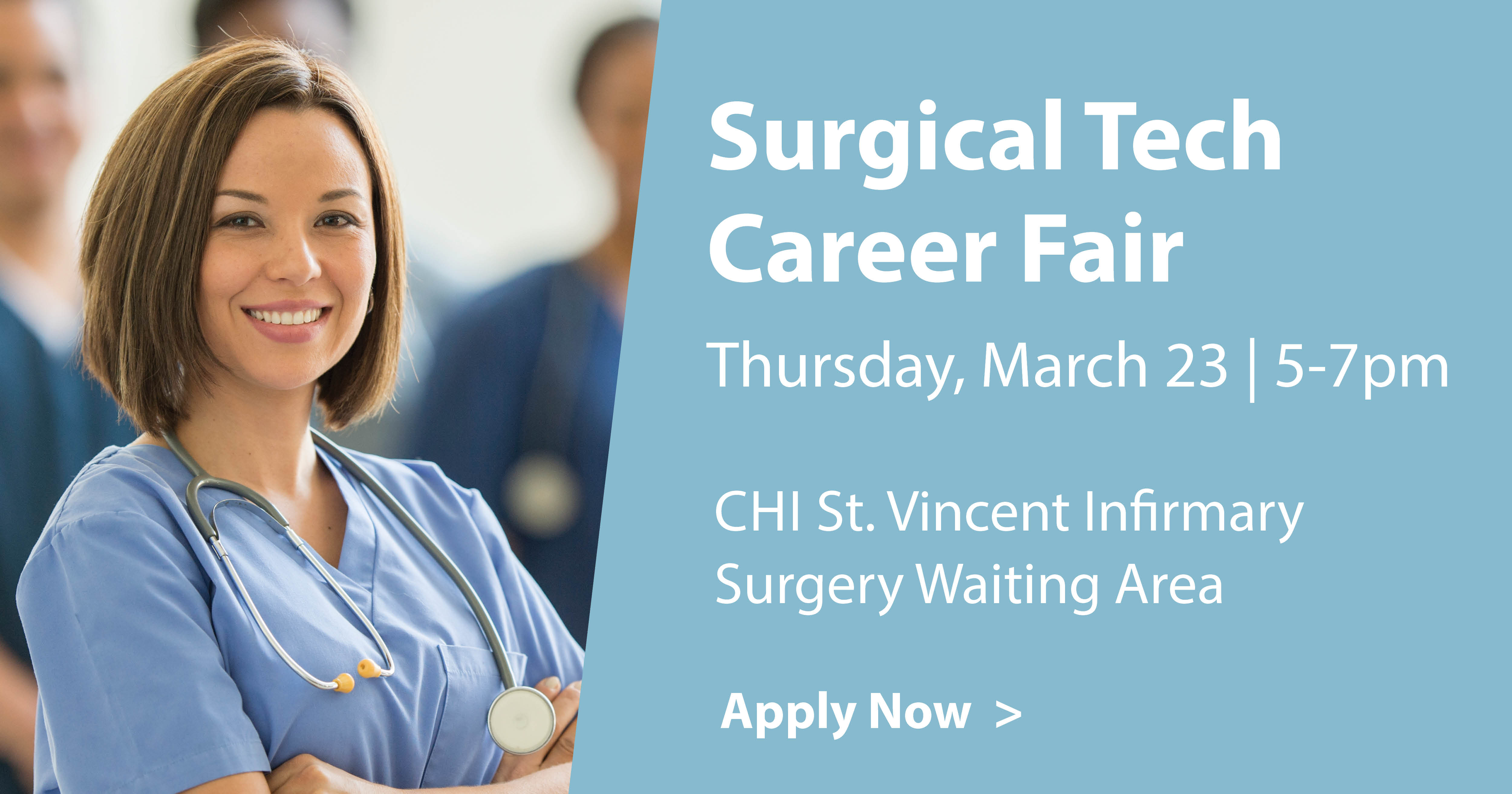 Surgical Tech Career Fair