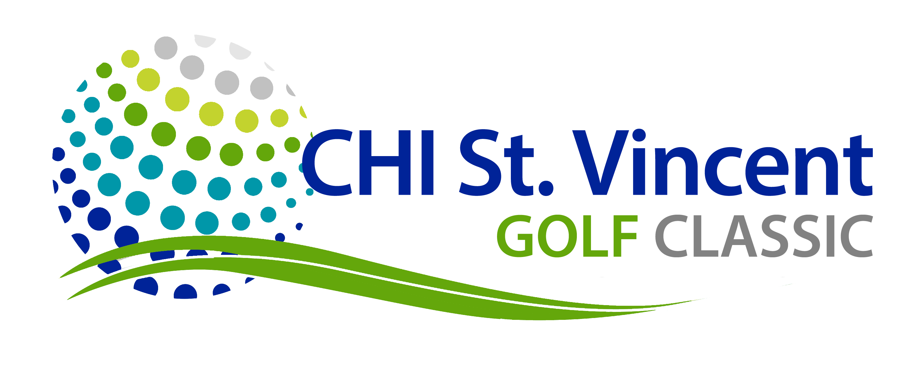 St Vincent Golf Tournament Logo PNG