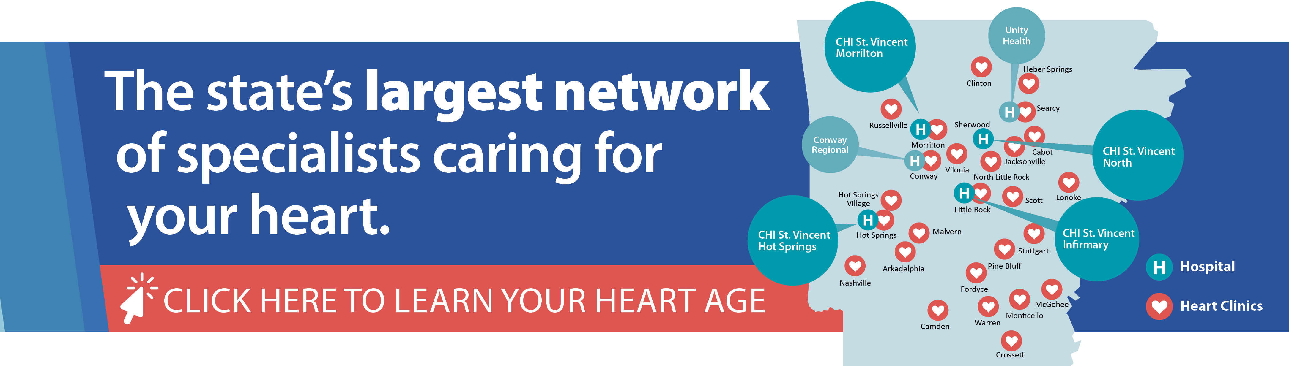 Click here to learn your heart age.