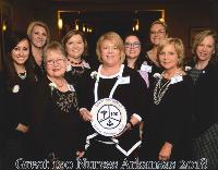 Great 100 Nurses Arkansas 2018