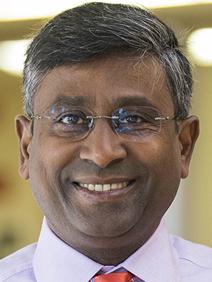 "Dr. Mangaraju ""Raj"" Chakka, CHI St. Vincent Electrophysiologist in Arkansas"