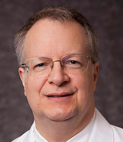 Dr. David Evans, CHI St. Vincent Cardiologist in Arkansas