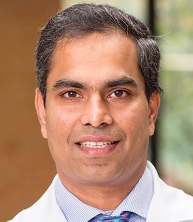 Dr. Aravind Rao, CHI St. Vincent Cardiologist in Arkansas