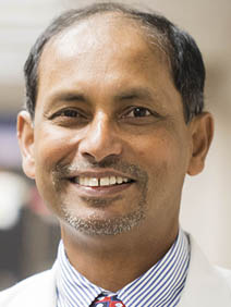 Dr. Sayyadul Siddiqui, CHI St. Vincent Cardiologist in Arkansas